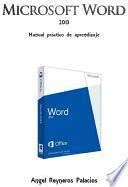 Microsoft Word 2013 - Manual Práctico de aprendizaje
