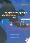 MIL 169 EJERCICIOS Y JUEGOS DE ATLETISMO (2 VOL.)