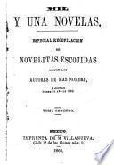 Mil y una novelas