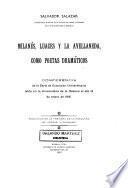 Milanés, Luaces y la Avellaneda, como poetas dramáticos