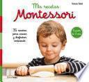 Mis recetas Montessori
