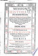 Mission historial de Marruecos