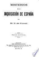 Misterios de la inquisición de España