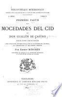 Mocedades del Cid