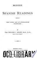 Modern Spanish readings