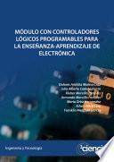 Módulo con controladores lógicos programables para la enseñanza-aprendizaje de electrónica