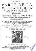Monarchia mystica de la iglesia hecha de Gerogliphicos sacados de humanas y divinas letras