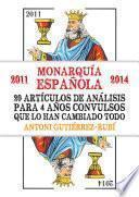 Monarquía española (2011-2014)