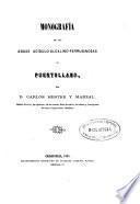 Monografía de las aguas acídulo-alcalino-ferruginosas de Puertollano