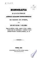 Monografía de las aguas termales acídulo-alcalino-nitrogenadas de Caldas de Oviedo