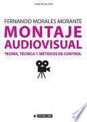 Montaje audiovisual