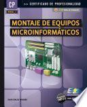 Montaje de Equipos Microinformáticos (MF0953_2)