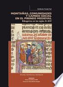 Montañas, comunidades y cambio social en el Pirineo medieval