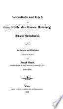 Monumenta habsburgica