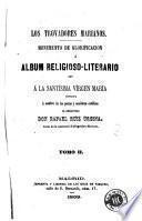 Monumento de glorificacion, ó, Album religioso-literario