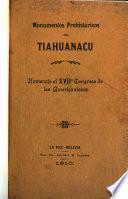 Monumentos prehistóricos de Tiahuanacu