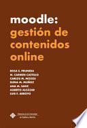 Moodle: gestión de contenidos online