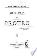 Motivos de Proteo ...