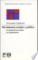 Movimientos sociales y política