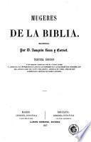 Mugeres de la Biblia