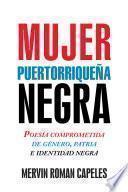 Mujer puertorriqueña negra
