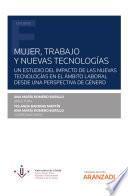 Mujer, trabajo y nuevas tecnologías
