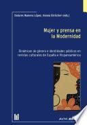 Mujer y prensa en la Modernidad
