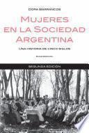 Mujeres en la sociedad Argentina