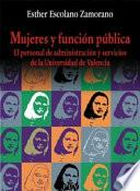 Mujeres y función pública