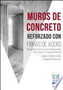 Muros de concreto reforzado con fibras de acero