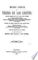 Museo cómico, o, Tesoro de los chistes, 1