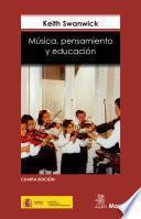 Música, pensamiento y educación