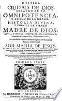 Mystica Ciudad De Dios