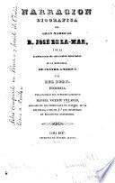 Narración biográfica del gran mariscal D. José de La-Mar