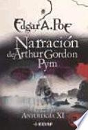 Narración de Arthur Gordon Pym