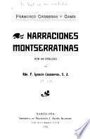 Narraciones Montserratinas