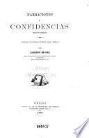 Narraciónes y confidencias