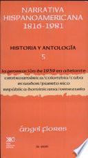 Narrativa hispanoamericana, 1816-1981