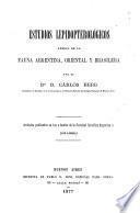 Naturhistorische Abhandlungen in Separatabdrücken
