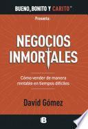 Negocios inmortales