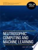 Neutrosophic Computing and Machine Learning, Vol. 14, 2020
