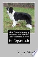 New Como entender y entrenar a su Border Collie cachorro o perro