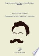 Nietzsche y su Sombra.Consideraciones sobre lo poético y lo artístico