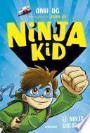Ninja Kid #2. El ninja volador