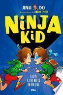 Ninja Kid #5. Los clones ninja