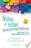 Niños y niñas introvertidos