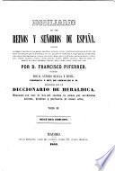 Nobiliario de los reinos y señorios de España