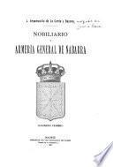 Nobiliario y armería general de Nabarra