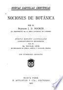 Nociones de botánica