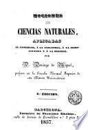 Nociones de ciencias naturales aplicadas al comercio, á la industria, á la agricultura y á la higiene
